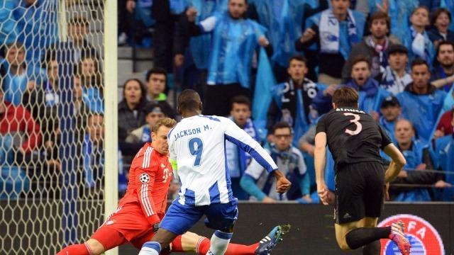 Bayern dotkliwie pobity w Porto