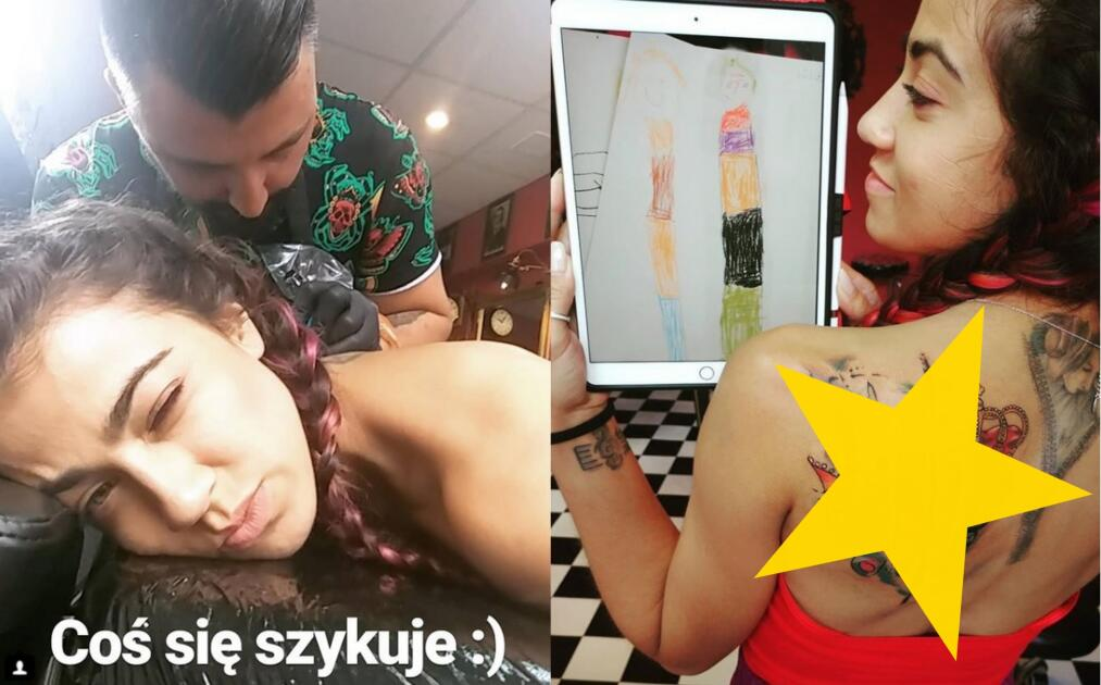 Maja Hyży Ma Kontrowersyjny Tatuaż Kto By Się Na To Odważył