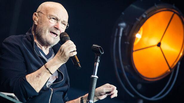 Phil Collins żyje i śpiewa Christoph Schmidt/PAP/EPA