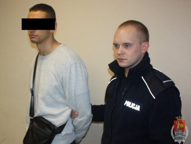 Mężczyźnie grozi kara do 5 lat więzienia. ksp