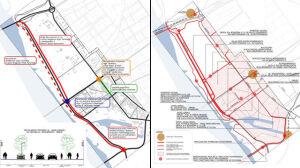 Praga dla pieszych i rowerzystów, bez autostrad. Nowy program dla dzielnicy