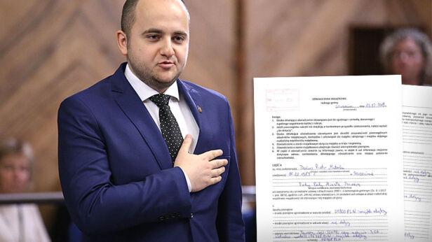 Pomagał w kampanii Patryka Jakiego Cezary Aszkielowicz / Agencja Gazeta