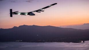 118 godzin nad Pacyfikiem. Samolot solarny Solar Impulse 2 w rekordowym locie