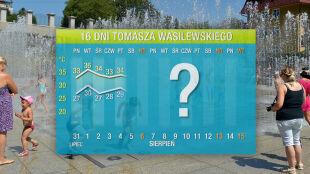 Pogoda na 16 dni: ugotowani przez kolosalny upał