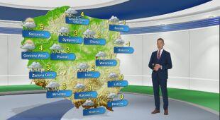 Prognoza pogody na poniedziałek 30.11