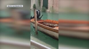 Poziom wody w Wenecji może jeszcze wzrosnąć