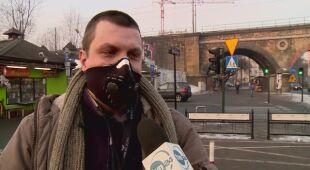 Mieszkańcy Krakowa o smogu