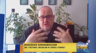 Doktor Maciej Jędrzejko: jak przygotować się na Covid-19